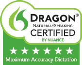 Dragon NaturallySpeaking Certified